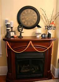 awesome halloween decorating ideas indoor with black dry tree