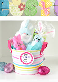 bunny easter basket bunny easter basket some bunny you squared