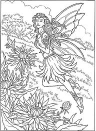 complicated coloring pages for adults 166 best coloring pages fairies images on pinterest coloring