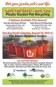 plastic garden pot recycling in anchorage u2013 alpar