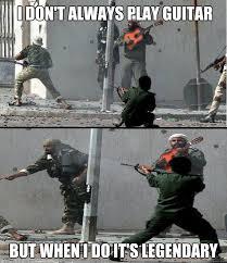 An Hero Meme - guitar hero memes quickmeme