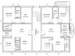 Floor Plans Of Houses In India by Multi Family Compound House Plans Floor Idolza