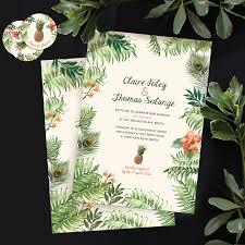 tropical wedding invitations attractive tropical wedding invitations 17 best images about