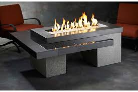 Gas Firepit Tables Modern Gas Pit Crafts Home