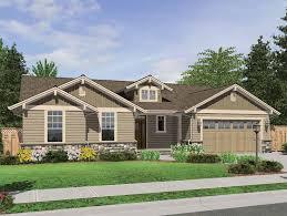 Single Story Houses Single Story Craftsman House Plans Tiny House