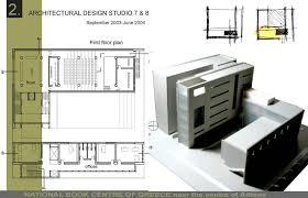 architectural design plans architecture creative portfolio ideas for architecture students