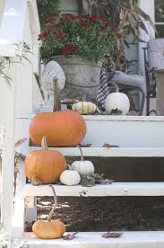 Fall Decorating Ideas For Front Porch - fall front porch decorating ideas on a budget u2022 the budget