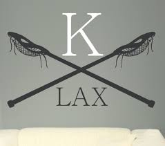 name wall decals personalized stickers rosenberry rooms lacrosse monogram wall decal