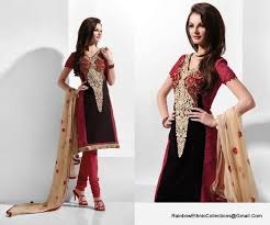 Indian Style - indian style dresses collection 2013 by rainbow ethnic13