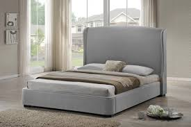 Linen Bed Frame Exclusive Ideas Linen Bed Frame Exquisite King Headboard And Gray