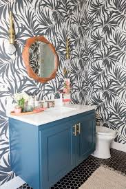 pool bathroom reveal styled by cost plus world market cc and