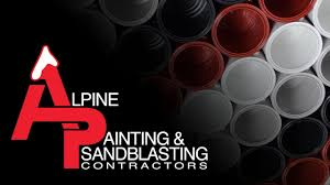 alpine painting sandblasting contractors overview