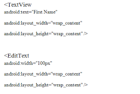 android layout interview questions framelayout linearlayout in android