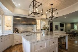 Backsplash With Marble Countertops - 36 marbled countertops to ignite your kitchen revamp