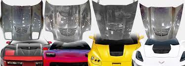 carbon fiber corvette parts carboncreations com