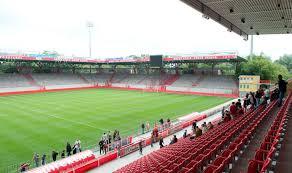 Wm Wohnzimmer Union Berlin Saison 2013 2014 U2013 1 Fc Union Berlin Alte Försterei Stadion