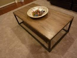restoration hardware sofa table new coffee table find whats ur home story