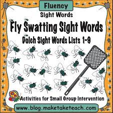 teaching sight words make take u0026 teach