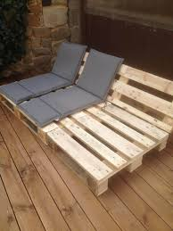Outdoor Furniture Ideas by 27 Best Outdoor Pallet Furniture Ideas And Designs For 2017