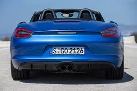 Porsche Boxster Black Edition - porsche to launch its seventh model by 2020 image 9 auto types