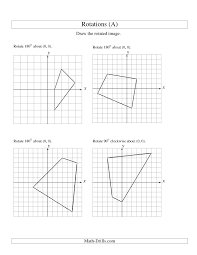Origin Resume Download Best Solutions Of Math Rotation Worksheets On Download Resume