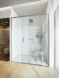 Open Bathroom Design by Elegant Open Shower Bathroom Design Ideas White Luxury Open
