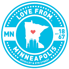 Minneapolis Flag Love From Local Gifts Goods U0026 Collectibles Love From Companies