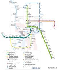 China Train Map by Asia Train Rail Maps