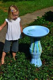 Flower Pot Bird Bath - best 25 homemade bird baths ideas on pinterest walkway bird