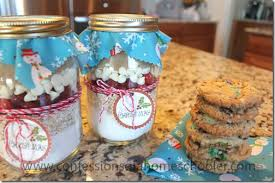 cookie in a jar recipe confessions of a homeschooler