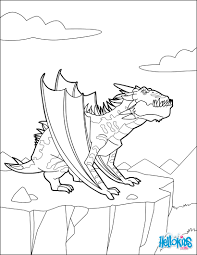 night dragon coloring pages hellokids com