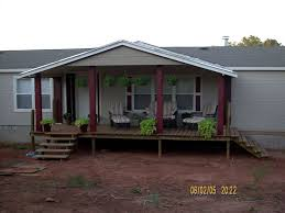 mobile home front porch deck ideas pinterest homes uber home