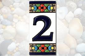 new in our shop spanish number tiles mosaic number tiles number