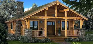 cabin designs free plans wood frame house plans