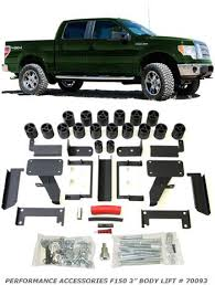 2013 ford f150 truck accessories pa 2009 2013 ford f150 3 lift kit v8 engine only