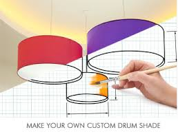 extra large table l shades extra large drum l shades up to 2m imperial lighting