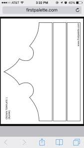 frog template for princess party game activities and crafts