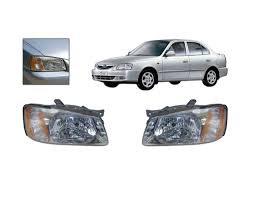 hyundai accent price india hyundai accent headlight assembly at rs 1200 headlight