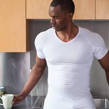 ejis v neck micro modal men u0027s sweat proof undershirt ejis