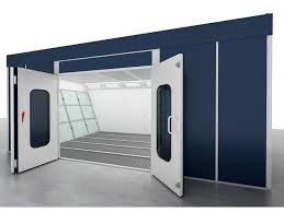 chambre de peinture automobile cabine de peinture cabine de futura airgone s a s