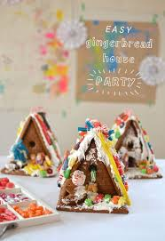 easiest gingerbread house party ever gingerbread house parties