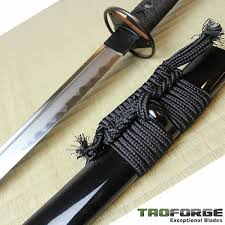 barringtons swords tao forge go kenin series kuro black edition
