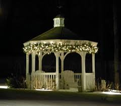 decoration top affordable backyard gazebo decoration led lights