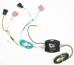 2006 ford fusion trailer wiring harness