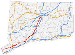 Maps Ct Connecticut Route 15 Wikipedia