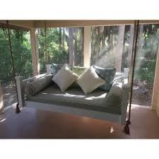 Hton Bay Outdoor Rugs Custom Carolina Hanging Beds Porch Swings Hayneedle