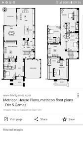 metricon home floor plans 141 best plans townhouses 2 storeys images on pinterest