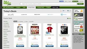 fatwallet black friday ecommerce sites for shopping deals and coupons