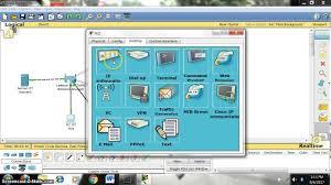 membuat jaringan lan dengan cisco packet tracer langkah membuat jaringan lan menggunakan cisco packet tracer tkj