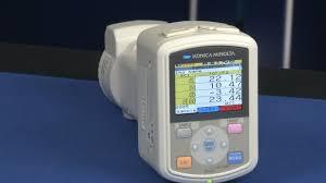 cm 700d spectrophotometer portable konica minolta sensing